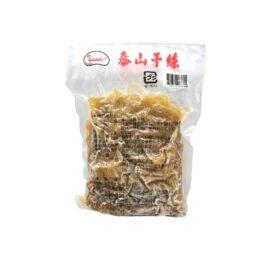 台湾とうふ麺(泰山干絲)