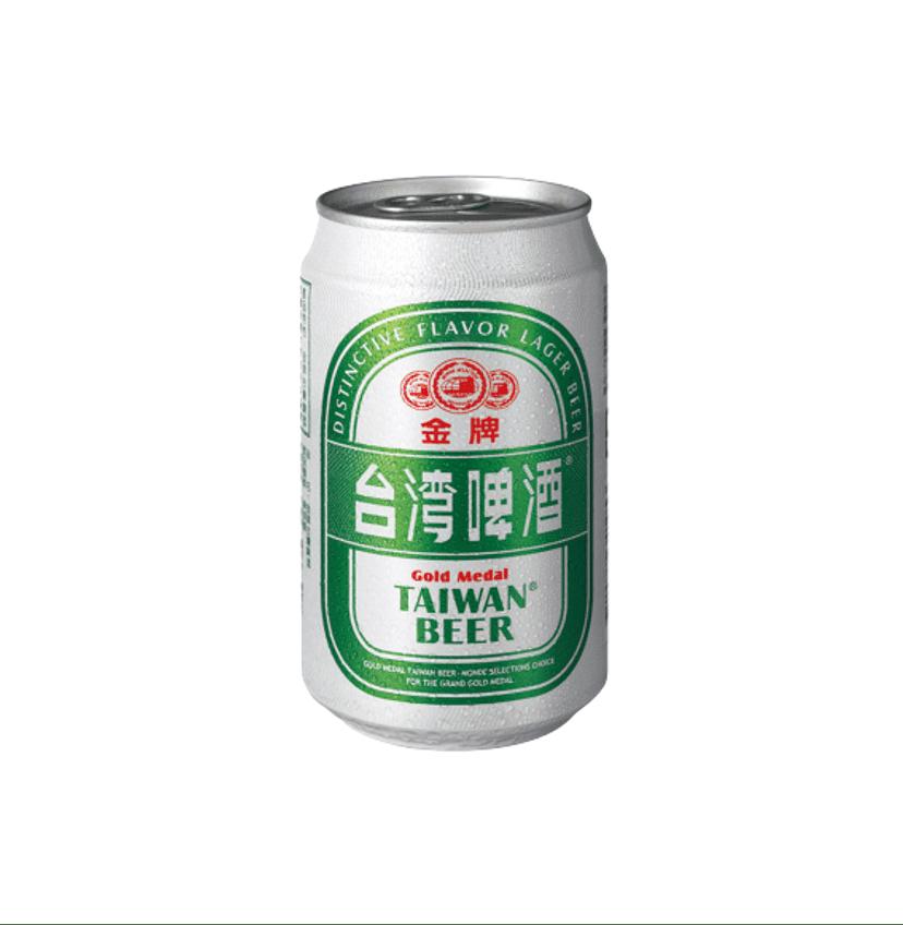 金牌台湾ビール(金牌台灣啤酒)