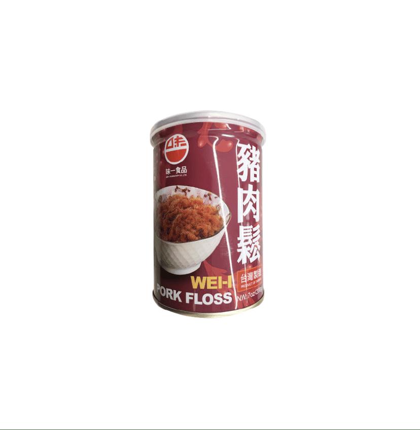 台湾ロウソン(肉鬆)