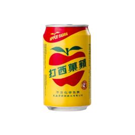 台湾アップルサイダー(蘋果西打)