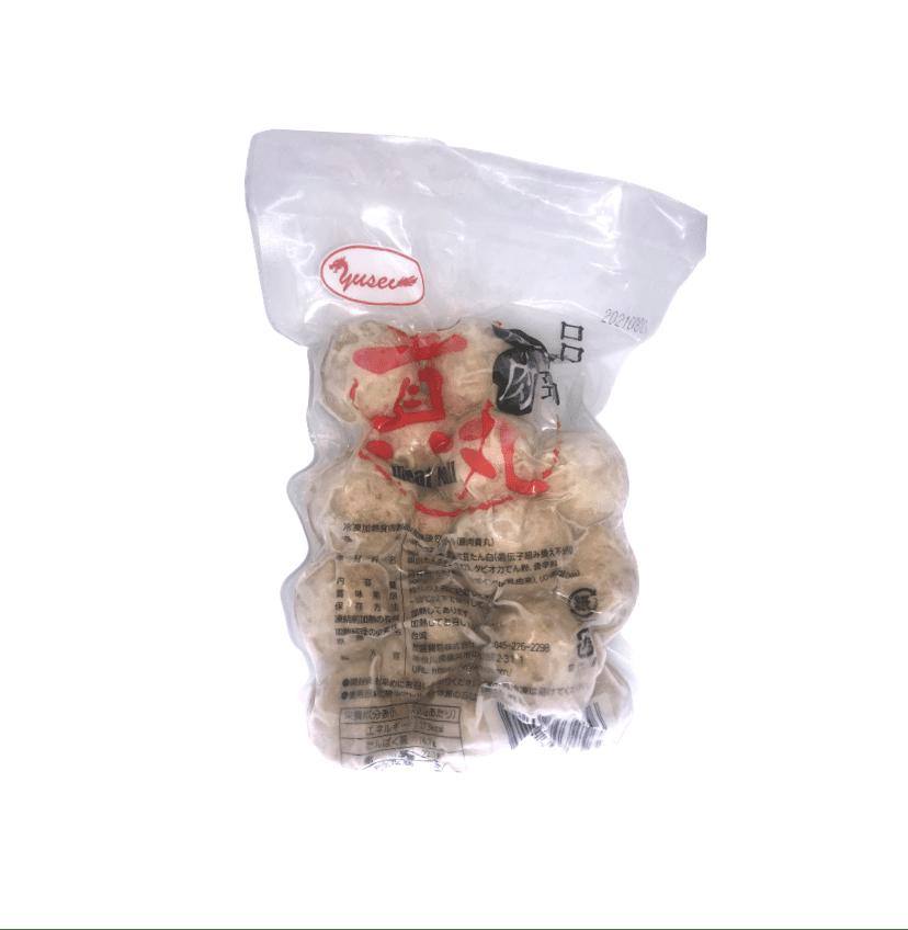 台湾豚肉貢丸(貢丸)