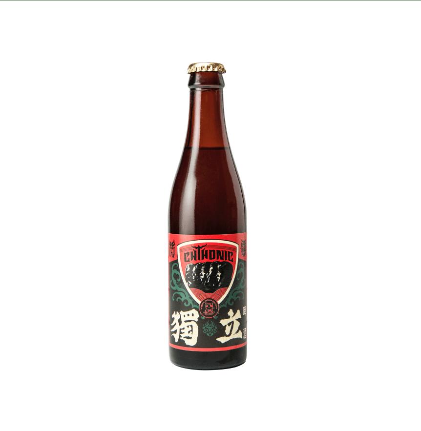 北台灣麥酒 独立ビール(獨立啤酒)