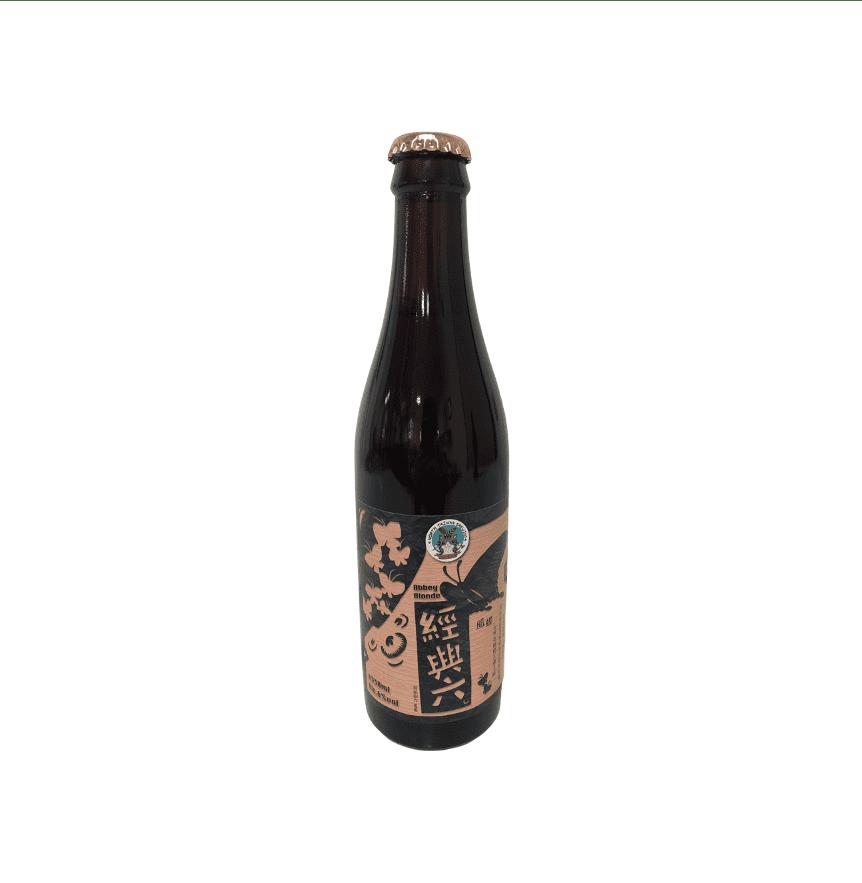 北台灣麥酒 クラシックビール六(經典啤酒六度)(24瓶/箱)