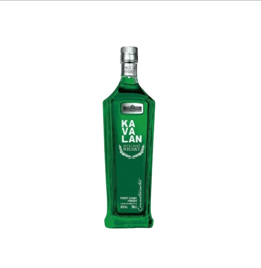 カバラン コンサートマスター ポートカスクフィニッシュ(噶瑪蘭山川首席單一麥芽威士忌)