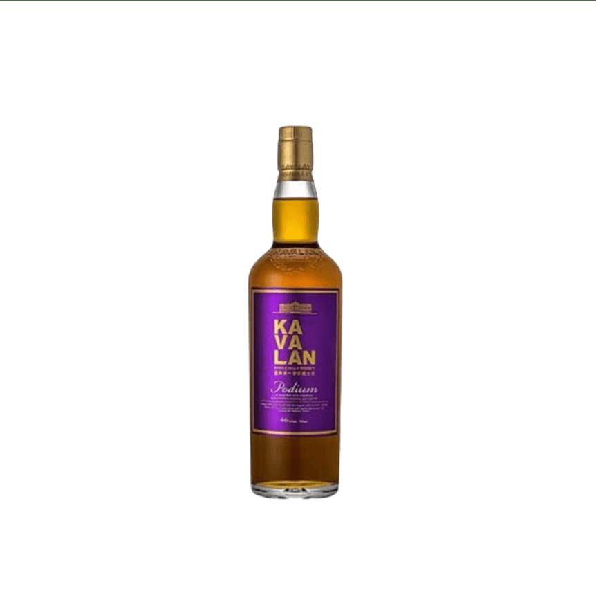 カバラン シングルモルト ポーディアム(噶瑪蘭堡典單一麥芽威士忌)