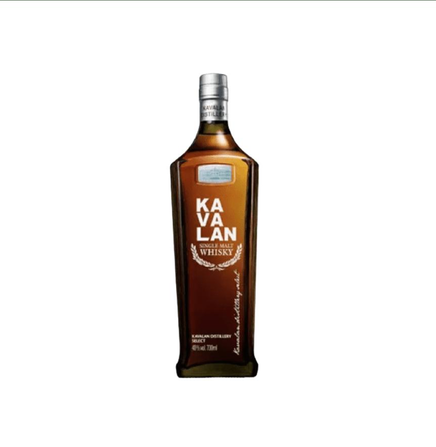 カバラン ディスティラリーセレクト NO.1(噶瑪蘭珍選單一麥芽威士忌)