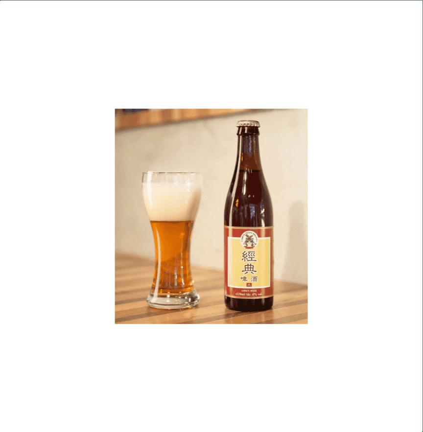 北台灣麥酒 クラシックビール六(經典啤酒六度)