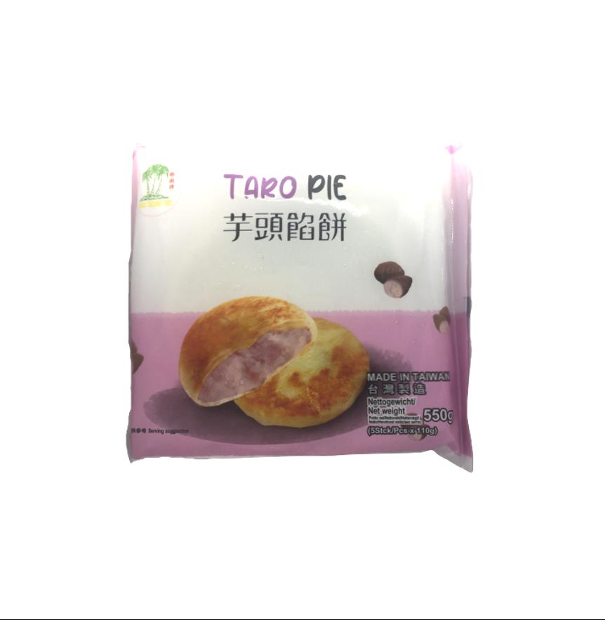 台湾タロイモパイシェンービン(芋頭餡餅 )